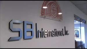 S.B. INTERNATIONAL