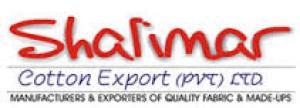 Shalimar Cotton Export (Pvt) Ltd