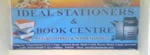 Ideal Book Centre & Stationers
