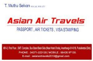 Asian Air Travels