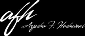 AFH-Ayesha Farook Hashwani