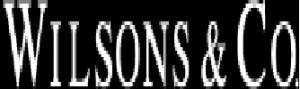 Wilsons & Co.
