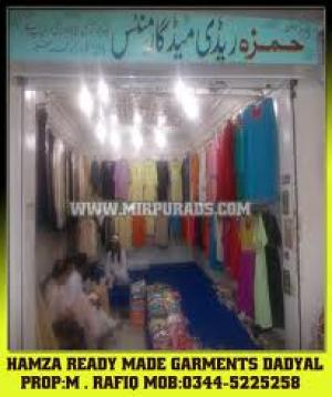 Hamza Garments