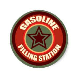 Gasolina CNG Filling Station