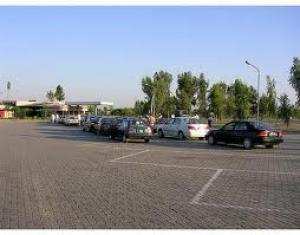 Motorway CNG Filling Station