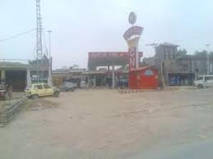 Ali Pur CNG Station