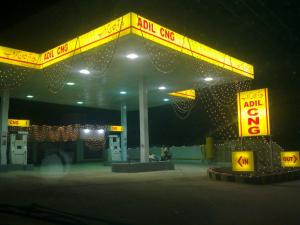 Adil CNG Station