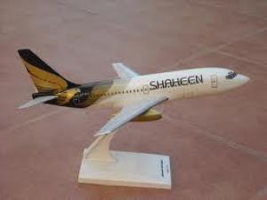 Shaheen Air International Limited - (SAI)
