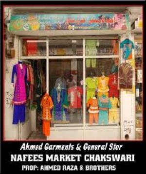 Ahmad Garments