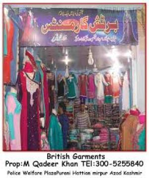 British Garments