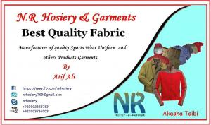 N.R Hosiery & Garments
