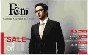 Peeru Suiting Specials for Men