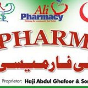 Ali Pharmacy,