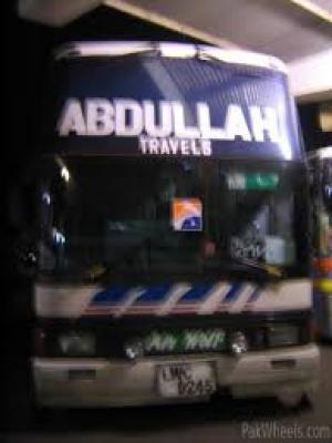 Abdullah Travels