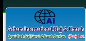 Arham International Hajj & Umrah (Pvt) Ltd.