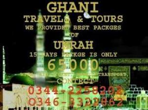 Ghani Travels