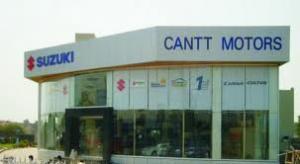 Suzuki Cant Motors