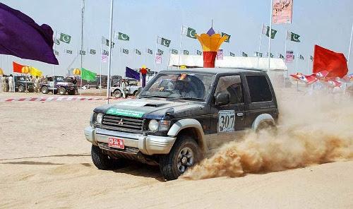 Karakoram Car Rally