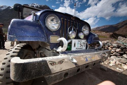 Karakoram Car Rally 02