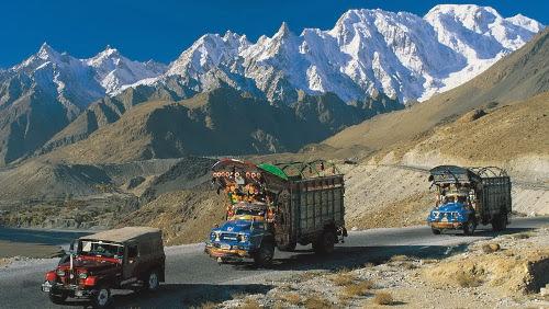 Karakoram Car Rally 04