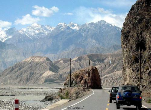 Karakoram Car Rally 05